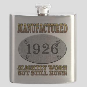 1926 Flask