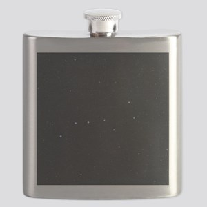 The Plough in Ursa Major, optical image Flask