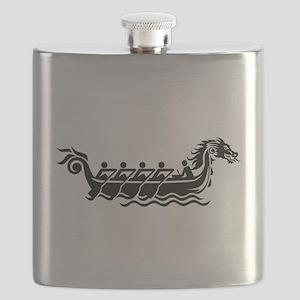 Dragon boat Flask