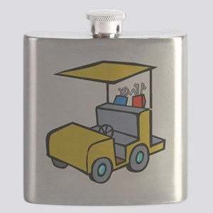 Golf Cart Flask