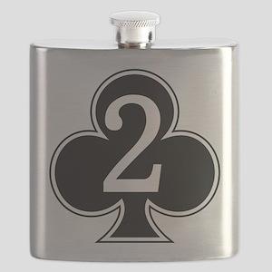 2-327 Infantry Flask