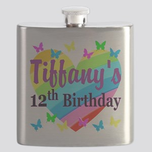 PERSONALIZED 12TH Flask