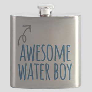 Awesome water boy Flask