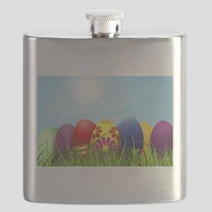 easter eggs Flask