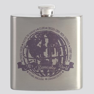 als pancake world purple Flask