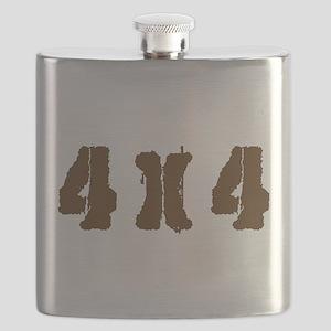 Off Road 4 x 4 Flask