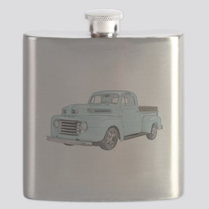 1950 Ford F1 Flask