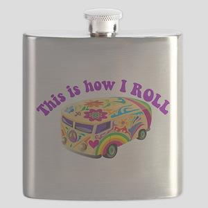 how i rool Flask