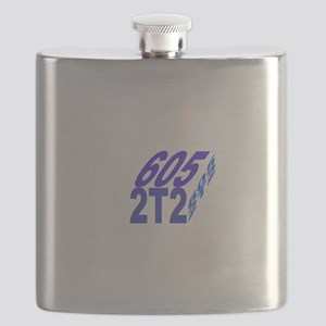 605/2t2 cube Flask