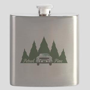 Petrol Grill Flask