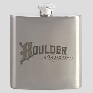 Boulder Colorado Flask