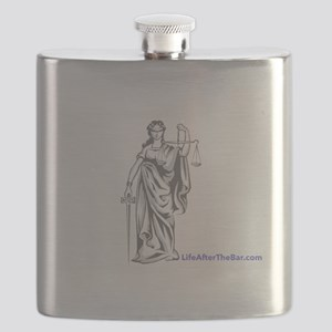 Lady Justce Flask