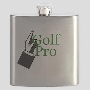 Golf Pro Flask