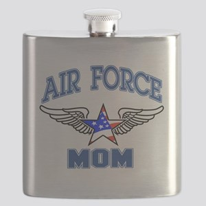 Airforce Mom Flask