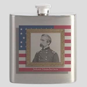 Chamberlain in Frame Flask