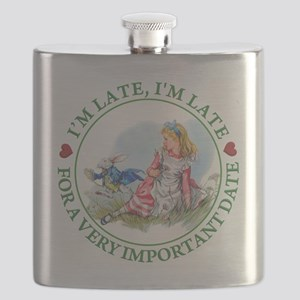 I'm Late , I'm Late, For a Very Important Da Flask