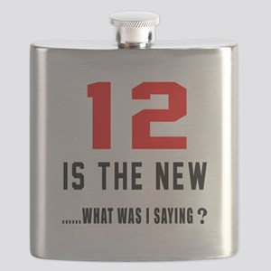 12 Is The New What Was I Saying ? Flask