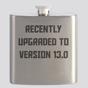 Recently Upgraded To Version 13.0 Flask