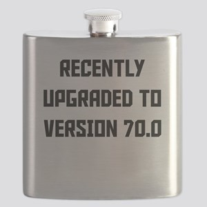 Recently Upgraded To Version 70.0 Flask