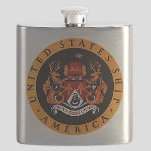 USSAMERICA Flask