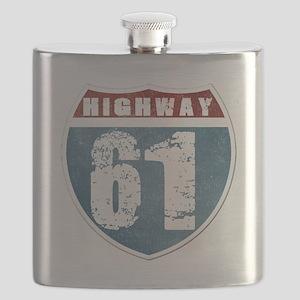 Highway 61 Flask