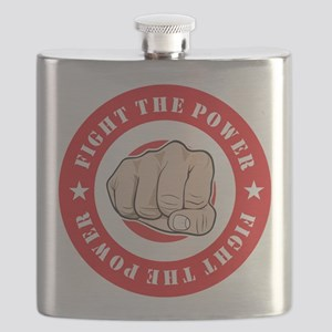 Fight The Power Flask