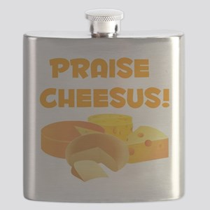 Praise Cheesus! Flask