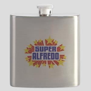 Alfredo the Super Hero Flask
