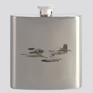 A-37 Dragonfly Aircraft Flask