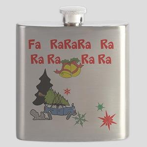 Fa Ra Ra Ra Ra Flask