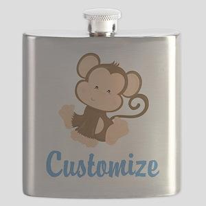 Custom Monkey Flask