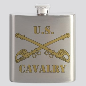 US Cavalry Flask