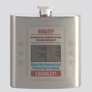 Voter ID Flask