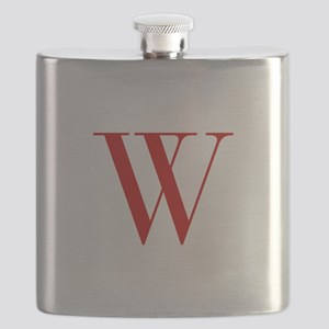 W-bod red2 Flask