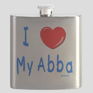 i love my abba Flask