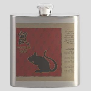 czodiac-01-rat Flask