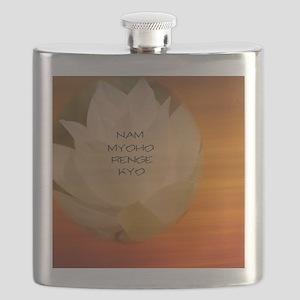 SGI Buddhist NMRK Flask