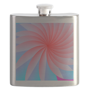 Passionately Pink! Flask