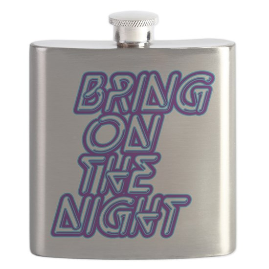 Adelaide hip flask