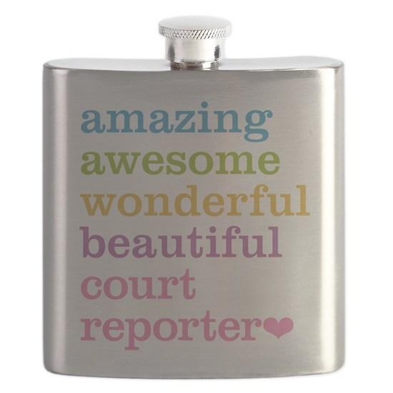 Amazing Court Reporter