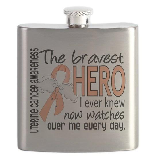 D Uterine Cancer Bravest Hero I Ever Knew