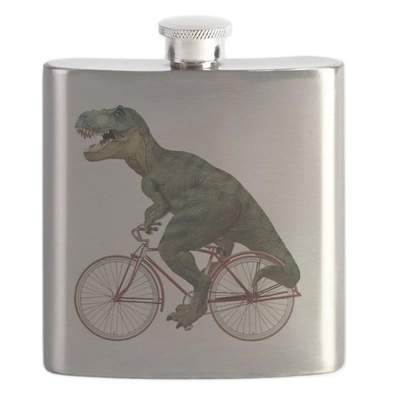 cycling tyrannosaurus rex