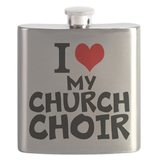 I Love My Church Choir