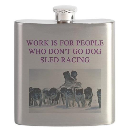 dog sled racing gifts apparel