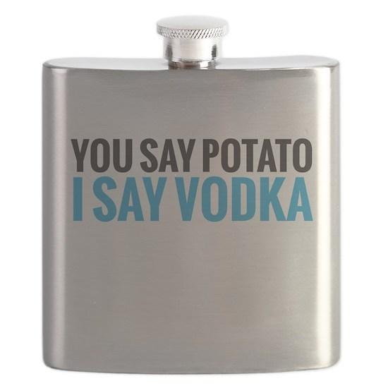 i say vodka