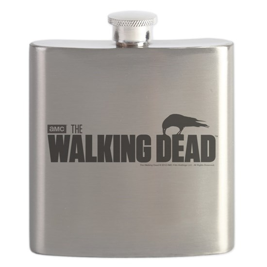 Walking Dead Survival Flask