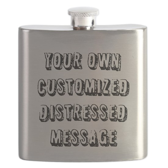 Personalized Distressed Message