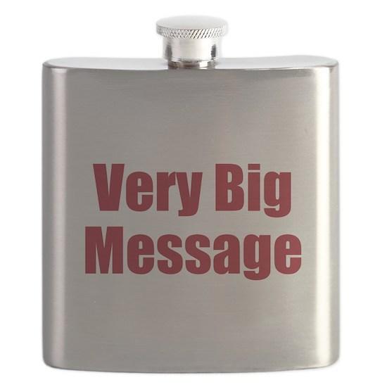 Very Big Custom Message