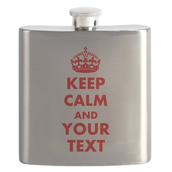 Personalized Keep Calm and carry on