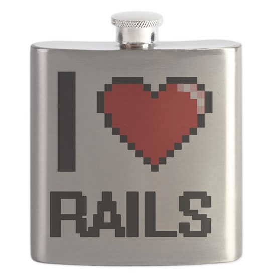 I Love Rails Digital Design